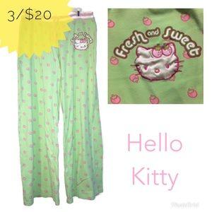 Hello Kitty Strawberry Pajama Pants